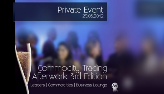 Commodity Trading Afterwork – 3rd Edition