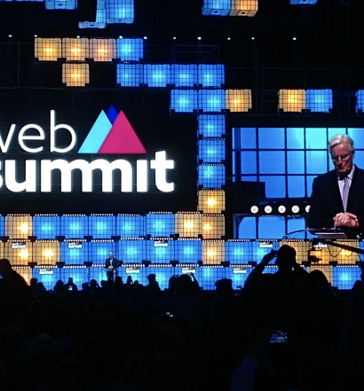 Brexit Michel Barnier Web Summit